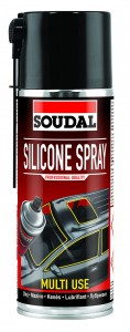 RUUNI---SP400 Smar do uszczelek w sprayu Soudal 400 ml